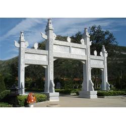 村标牌楼,精工坊雕塑(在线咨询),上海牌楼图片