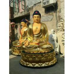 铸铜佛像厂家、精工坊雕塑、新疆佛像图片