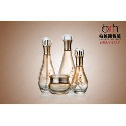 水乳套装玻璃瓶定做 珠海市水乳套装玻璃瓶定做 柏铭颢专业图片