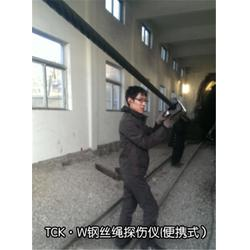 (威尔若普)便携式钢丝绳检测仪厂家电话-山东钢丝绳检测仪图片