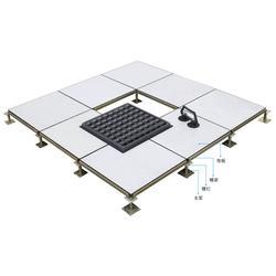 防静电地板_全钢防静电地板_华东地板(优质商家)图片