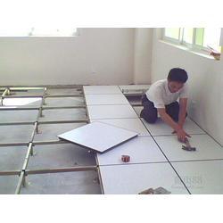 pvc架空防静电地板、贵州防静电地板、华东地板(查看)图片