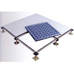 全钢防静电地板厂商,华东地板,都匀防静电地板图片