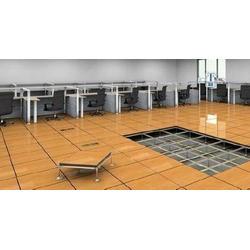 六盘水防静电地板、首选贵阳华东地板、PVC防静电地板图片