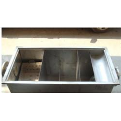 泉诚厨业(图)|1号隔油池规格|阳泉隔油池图片