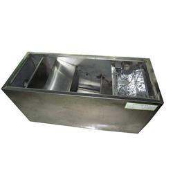 不锈钢隔油池制作,通化隔油池,泉诚厨业(查看)图片