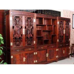 红桥实木家具-聚隆家具可定制定做-实木家具生产厂家图片