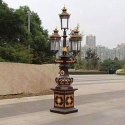 小区庭院灯供应、小区庭院灯、江苏法鳌汀水景科技(查看)图片