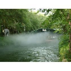 法鳌汀水景科技,冷雾加湿降温设备,冷雾图片