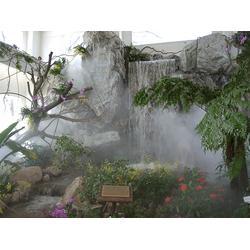 园林冷雾设备供应,江苏法鳌汀水景,冷雾图片