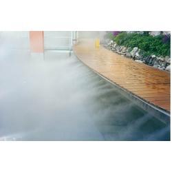 园林冷雾设备_云南冷雾喷泉设备_法鳌汀水景公司图片