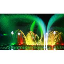 变频音乐喷泉_法鳌汀水景科技_变频音乐喷泉服务图片