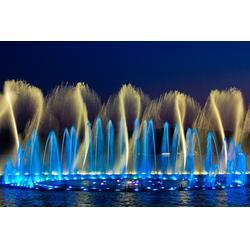 音乐喷泉,音乐喷泉,法鳌汀水景科技图片