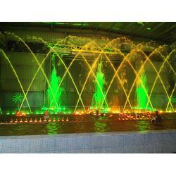 高科技喷泉公司、江苏法鳌汀水景科技、高科技喷泉图片