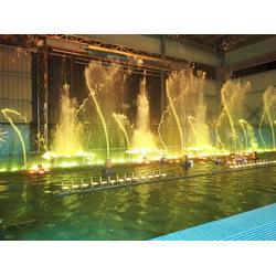 景观喷泉厂家、西安景观喷泉、法鳌汀水景科技图片