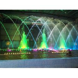 扬州音乐喷泉设备 _江苏法鳌汀水景科技_喷泉图片