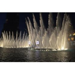浮排喷泉-法鳌汀水景公司-浮排喷泉直销图片