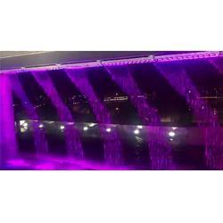 数码水帘供应商-江苏法鳌汀水景-遵义数码水帘图片