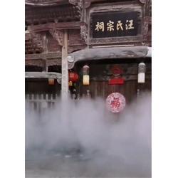 庭院喷雾供应商-江苏法鳌汀水景-浙江庭院喷雾图片
