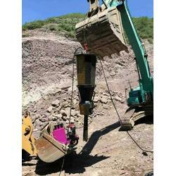 井下岩石劈裂机劈裂机撑裂机供应厂家图片
