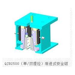 HN2500D渐进式安全钳、汇能电梯、上海渐进式安全钳图片