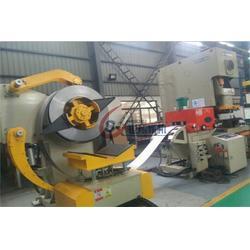 广州偏摆送料机,送料机,世翔 铝圆片生产线 厂家直供图片