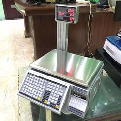 条码打印称安装、深圳条码打印称、钰恒衡量器图片