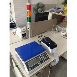 打印秤_工业用打印秤_不干胶打印秤