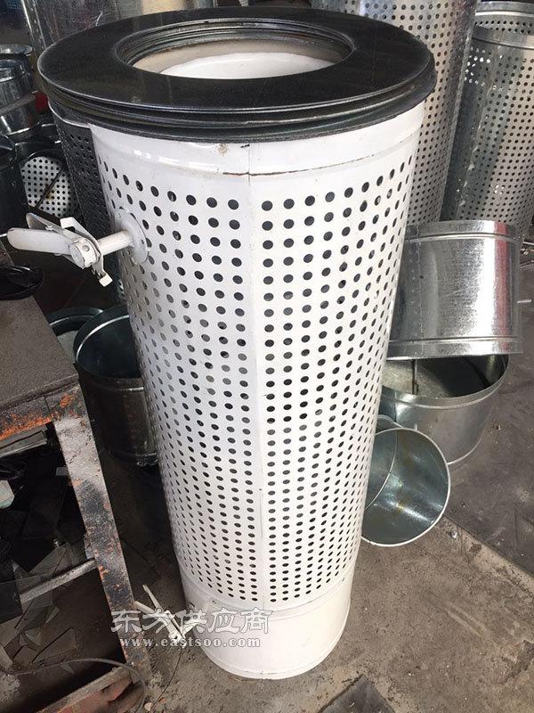 置换风口生产厂家-置换蝎子-佳工消防手绘风管教程风口排烟图片