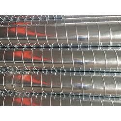 不锈钢螺旋风管、佳工环保(在线咨询)、螺旋风管图片
