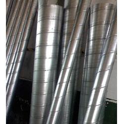 椭圆螺旋风管厚度-椭圆螺旋风管-佳工风管加工厂图片
