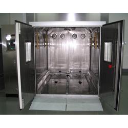 盐雾腐蚀试验箱-无锡汉迪环境技术-出口型盐雾腐蚀试验箱图片