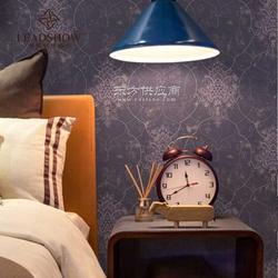 领绣刺绣墙布-雅香NF30445图片