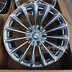宝马7系750锻造轮毂18寸铝合金锻造钢圈汽车胎铃图片