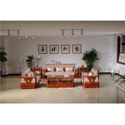 红木沙发定制、红木沙发、云集红木家具匠心工艺(查看)图片