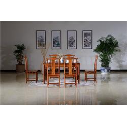 广州大家之作黑酸枝红木家具厂家-东阳红木家具匠心工艺图片