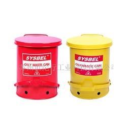 21加仑/79.3升油渍废弃物防火垃圾桶图片
