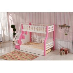 子母床-安觉儿童床-1.5m子母床图片