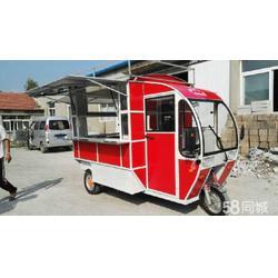 电动美食车、诸城硕丰机械、烟台电动美食车图片