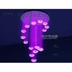 优惠供应光纤照明、酒店大堂光纤吊灯、三菱光纤、七彩光纤图片