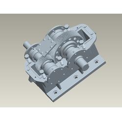 变频机车减速机-赛尼尔机械厂-变频机车减速机厂家图片