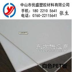 透明PET板 耐磨强度好 耐高温 耐摩擦图片