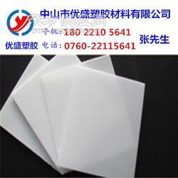 自润滑性PA塑料板,聚酰胺板材,耐磨白色PA尼龙板图片