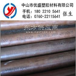 高强度PAI棒材 墨绿色聚酰亚胺板 耐高温PAI棒图片