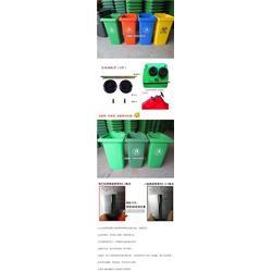 环卫垃圾桶 中科橡塑 张家口垃圾桶图片