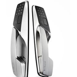 盖特曼智能指纹锁-郑州盖特曼智能指纹锁代理-【爱尚嘉电子】图片