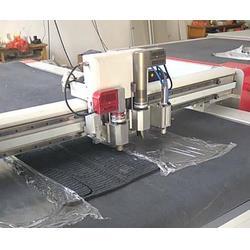 济南星凯厂家直销(多图)、雅安脚垫振动刀切割机生产厂家图片
