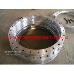 嘉和盛供应大口径PN25不锈钢法兰 高品质316不锈钢法兰图片