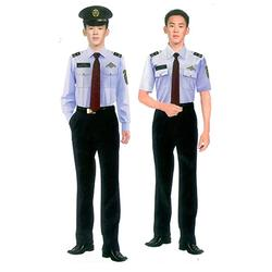 保安服哪家好- 天津宇诺服装服饰-东丽保安服图片