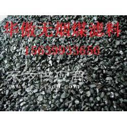 供应无烟煤生产厂家,水洗无烟煤滤料多少钱一吨图片